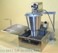 Lil' Orbits Semi-Automatic Model 800 Mini Donut Machine