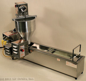 Lil' Orbtis SS1200 Mini Donut Machine